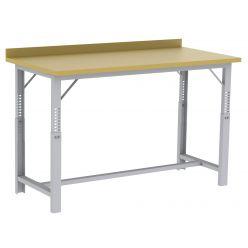 BSR15A Tisch mit Höhenregelung