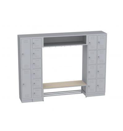 ZS26-44 Kleidungsraum - Set