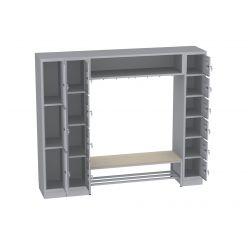 ZS34-6 Kleidungsraum - Set