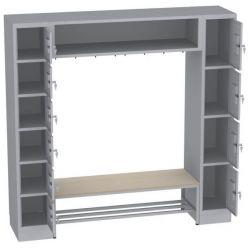 ZS6-4 Kleidungsraum - Set