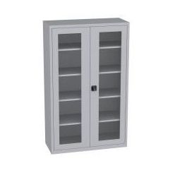 PSB1200/4 Büroschrank mit Plexiglasstüren