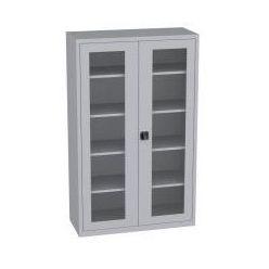 PSB1200/6 Büroschrank mit Plexiglasstüren