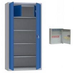 SB1000/5/SK + SK20 Büroschrank